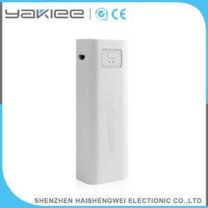5V/1 salida de un banco de energía móvil portátil con luz LED