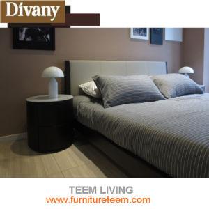 Divany modernes Qualitäts-Leder-Bett
