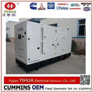 generador de potencia diesel 16-200kw con Cummins Engine