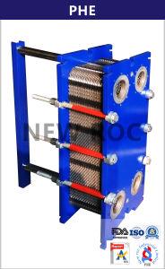 Funkeのステンレス鋼304の低温殺菌のための316L版の熱交換器