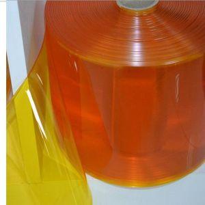Het transparante Gordijn van de Strook van pvc (HF-8000)