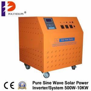 3000W/3kw c.c. à l'AC l'énergie solaire/système d'énergie pour utilisation à domicile