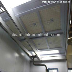F5/EU5 de Media van de Filters van het Dak van de Cabine van het Materiaal/van de Nevel van de Filter van het Plafond van de polyester China