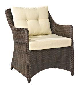 Rattan esterno moderno della mobilia domestica/mobilia di vimini del giardino di svago del sofà