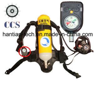 Suono e Light Alarm Air Breathing Apparatus con CCS/Ec (HTJH01-1)