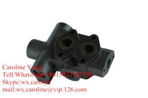 De originele Klep van de Leiding van de Bulldozer Shantui SD22 154-40-10005 Delen