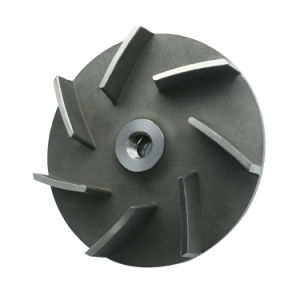 Циндао индивидуальные высокой точностью Крыльчатка насоса из нержавеющей стали