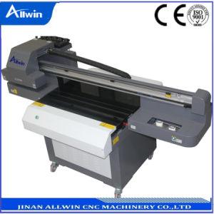 Efecto 3D LED plana UV impresión Impresoras con cabezales de impresión Epson