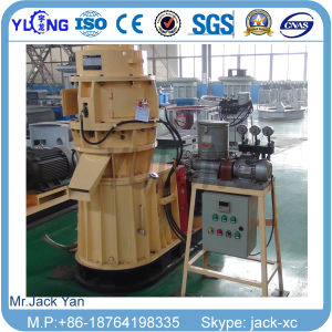 Die plat machine à granulés de bois (SKJ3-550A)
