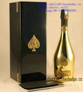 Armand De Brignac Champagne Brut Ace von Spades 750ml, Gold Armand De Brignac Champagne Bottle Label