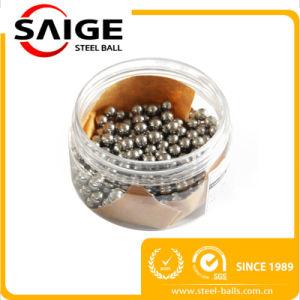 Chromstahl-Kugel der China-Fertigung-G100 3.175mm für Peilung