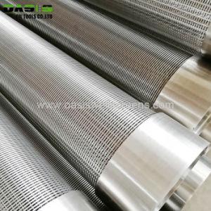 Het Roestvrij staal van de fabriek het Scherm van Wrie van de Wig van 300 Reeksen