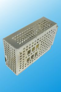 L'aluminium boîte en métal, de l'alimentation (HS-SM-0003)