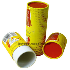 Personalizar o cilindro de impressão na Caixa de papel ao redor de caixas de embalagem de estanho