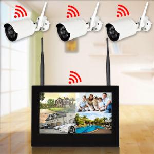 世帯および商業モニタリング一定の屋外CCTVの機密保護IPのカメラ