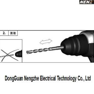 Nenz Professional martillo perforador inalámbrico de litio de 20V Power Tool (NZ80-01)