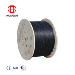 24 Core Direct Sepultado Armored duplo cabo de fibra óptica