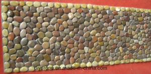 De gemengde Gekleurde Decoratie van de Vloer van de Mat van de Deur