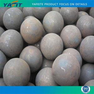 (59-66HRC) Bonne résistance aux chocs de la qualité de surface du meulage bille en acier/meulage Ball pour l'exploitation minière