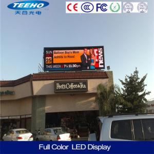 P6 1/4s SMD Affichage LED RVB de plein air de la publicité pour que l'enfer