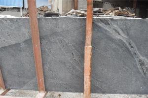 中国のホテルのための優雅な銀製灰色の花こう岩、床タイルの花こう岩または別荘