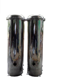 Las carcasas de filtro de acero inoxidable Multi-Cartridge