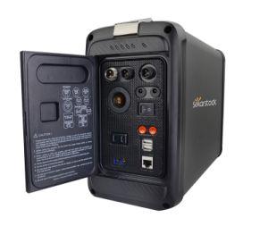 AC110-240V onda senoidal pura 400W Home Usado Gerador de Energia Portátil