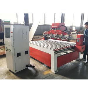 6 fusos de alívio de máquina de esculpir CNC