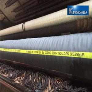 Industrial multipropósito de la manguera de goma/manguera de descarga de succión de agua