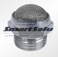 Draad de van uitstekende kwaliteit van de Duim van de Geluiddemper van het Roestvrij staal van de Geluiddemper van de Filter G1