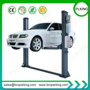 Гидравлический очистить пол автомобиля поднять две должности Автомобильный подъемник