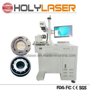 Macchina calda della marcatura di stampa di laser del metallo della fibra di vendita