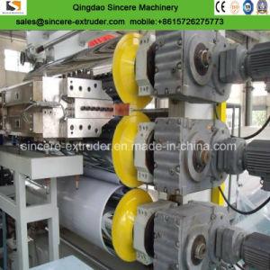 Plastique PMMA PE PP PS PC Extrusion de feuilles en PET machine de la calandre