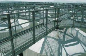 Las plataformas de acero, de Piperack Syestm