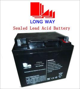 12V44ah VRLA аккумуляторные батареи свинцово-кислотного аккумулятора