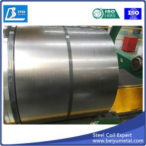 SPCC ha temprato la bobina d'acciaio laminata a freddo in strato
