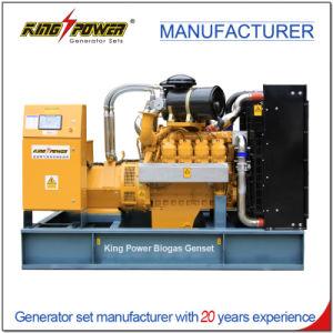 120kw de Generator van het biogas met Ce- Certificaat 50Hz