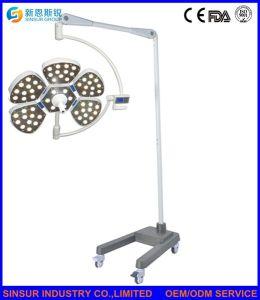 1つのヘッド花弁のタイプ天井Shadowless LEDの外科操作ランプ