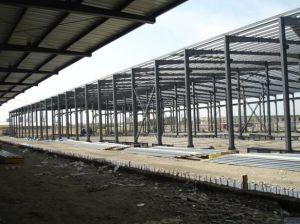 Costruzione economica prefabbricata dell'acciaio per costruzioni edili