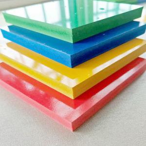 Горячая продажа строительных материалов ПВХ пены с высокой прочности