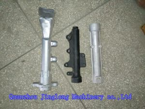 Bomba de freno de aluminio moldeado a presión de la gravedad de la fábrica de la máquina (JD-600) China