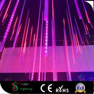 Lichter der niedrigster Preis-Dekoration-LED Starfall mit Cer und RoHS