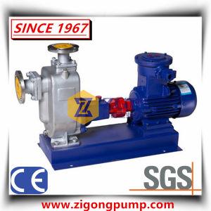 Joint en acier inoxydable horizontale moins Non-Leak Self-Priming magnétique de pompe centrifuge de conduite