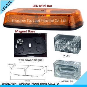LED Mini Light Bar /Strobe Rotating LED Warning Light Bar /Magnet en Plug LED Bar (cfl-23L)