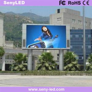 Outdoor P10 haute luminosité plein écran LED de couleur