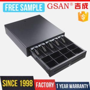 판매를 위한 Gsan 금속 현금 상자 현금 서랍
