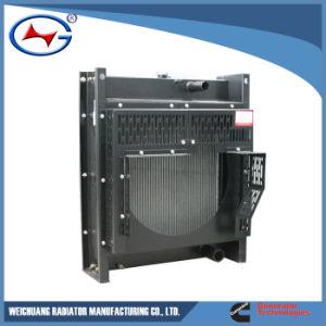4bt-Wm-15 Cummins 시리즈에 의하여 주문을 받아서 만들어지는 알루미늄 물 냉각 방열기