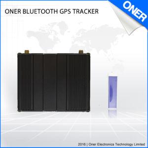 Dispositivo de localización GPS con Bluetooth antirrobo APP para los de la flota.