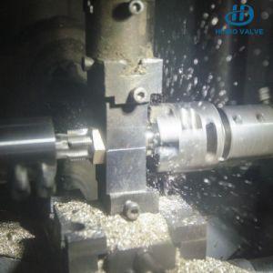 ステンレス鋼のセリウムの証明書が付いているサーモスタットのラジエーター弁