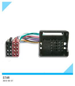 Iso personalizzato Plug Wire Harness per BMW Car Auto Stereo Audio Player Wiring Harness
